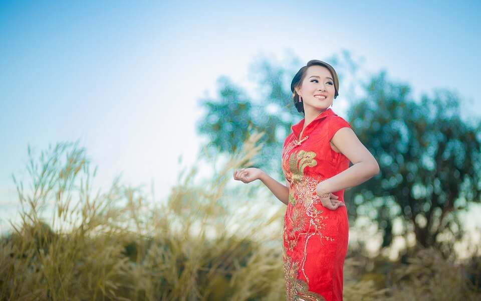 chinese new year 2019 clothes
